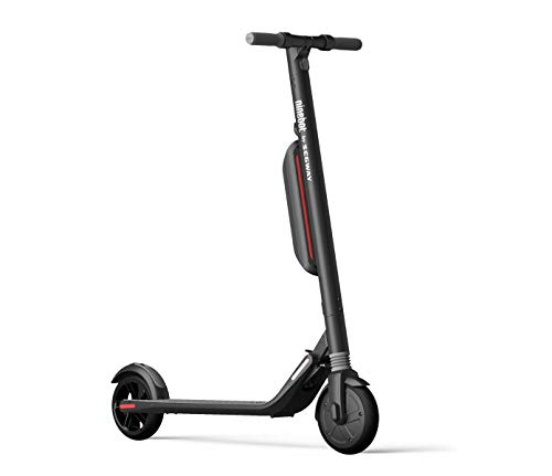 Segway Ninebot ES3 KickScooter High-Performance 600W Foldable Electric Scooter, 28 Mile Range, 15.5 mph Top Speed, Built-in Front LED Lights