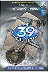 THE 39 CLUES#09 STORM WARNING Paperback