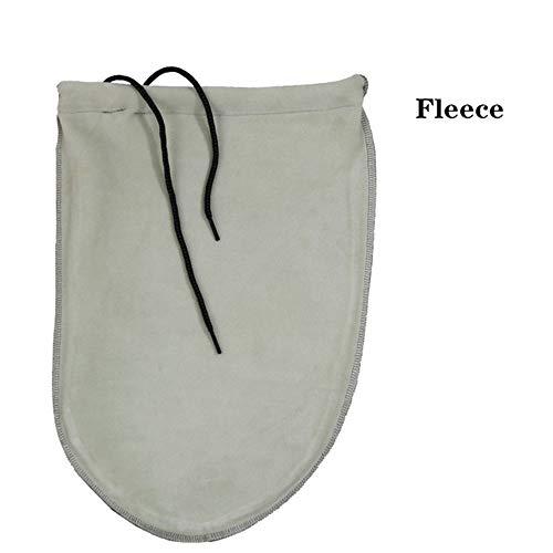 Calcetines de Yeso Adultos Ampliar Terciopelo de algodón
