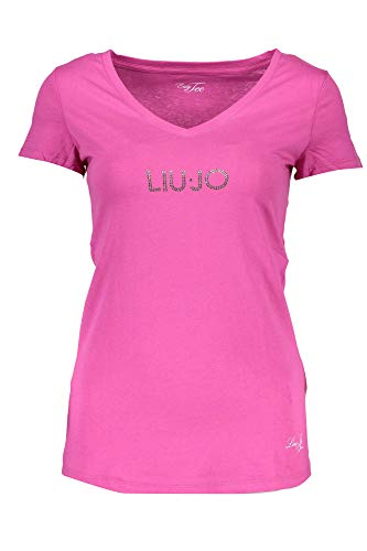 Liu Jo T-Shirt Maniche Corte Donna