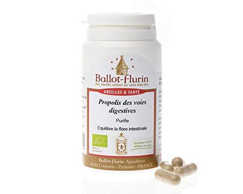 Ballot Flurin Propolis Voies Digestives 80 Gélules Bio