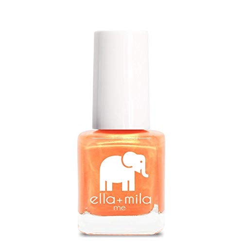 ella+mila Nail Polish, Me Collection - Mango Pop