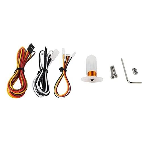 Z-Probe TOUCH AUTO Nivelación Sensor Auto Sensor de nivelación de lecho Toque 3D Adecuado for ANET A8 MK8 I3 Mejore las piezas de la impresora de precisión duradera