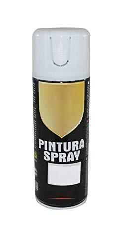 Pintura Spray Blanco Mate 400 Ml