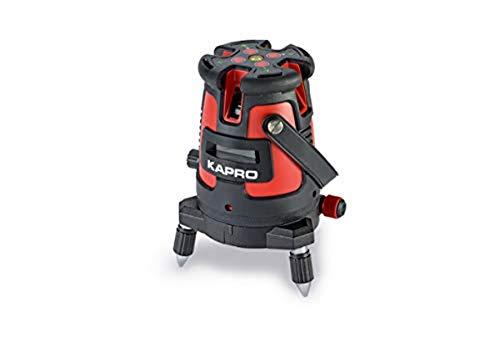 Medid 58750 Nivel láser autonivelante, Rojo, Mediano