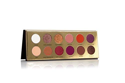 Coloured Raine   Queen of Hearts - 12 Pan Eyeshadow Palette