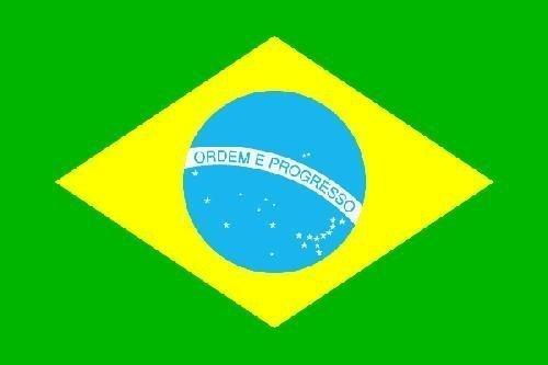trends4cents BRASILIEN Brazil Fahne, 250 x 150 cm
