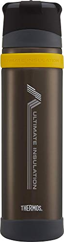 Thermos 104110 Ultimate Series Flask, Charcoal, 900 ml