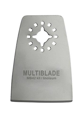 Multiblade Universell Langes Schaber (Klebstoff, Kitt, Linoleum, Filz) MB42