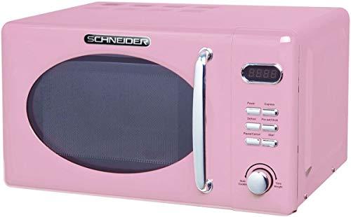 Schneider MW720 SP Mikrowelle, pink