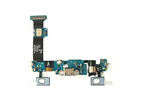 ThePerfectPart OEM USB Charger Charging Port Flex Cable Dock Connector USB with Mic Microphone Repair for Samsung Galaxy S6 Edge Plus (G928A AT&T)