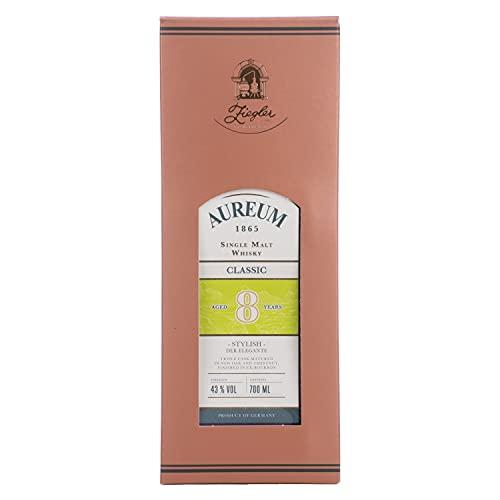 Aureum 1865 Ziegler 8 Years Old Single Malt Whisky (1 x 700 ml)