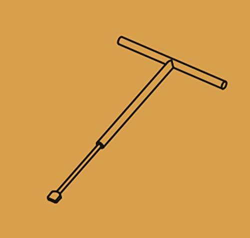 HORI Stelzlager Stellschlüssel für Gefälle-Plattenlager