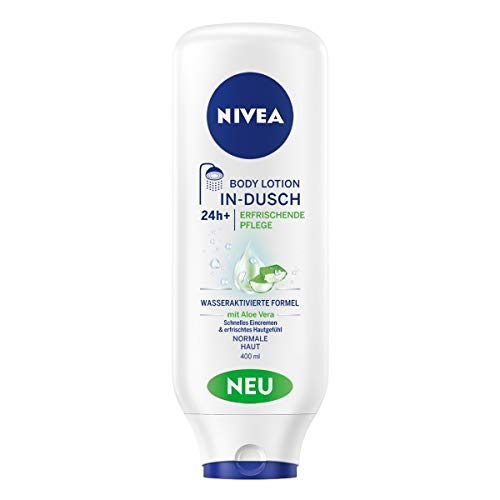 Nivea In-Dusch Bodylotion für normal Haut 400ml