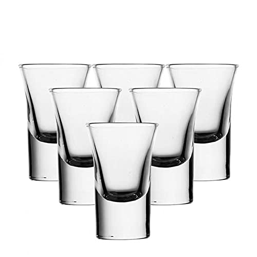 Copas De Champán, Tazas, Regalos 6 Unids/Set Copa De Vino Pequeña Taza De Whisky Licor Creativo Vodka Tazas Cóctel Bebidas Espirituosas Bar Drinkware