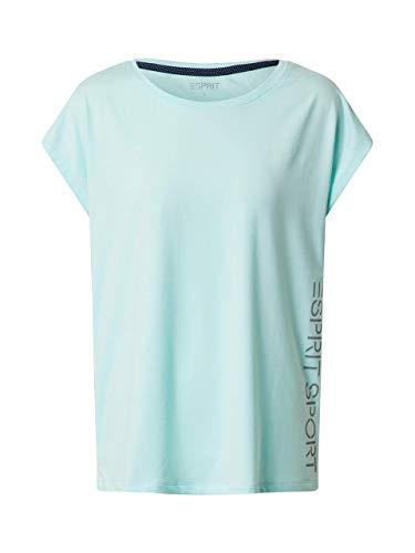 ESPRIT Sports Damen Tshirt Edry T-Shirt, 471, M