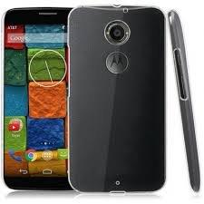 SmartLike Motorola Moto X 1ST GEN Durable Four Corner Protection Transparent Silicon Case Cover for Motorola Moto X 1ST GEN