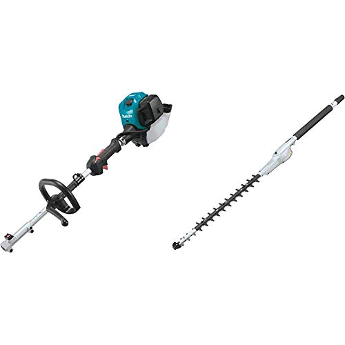 Check Out This Makita EX2650LH 25.4 cc MM4 4-Stroke Couple Shaft Power Head and EN410MP 20 Inches Do...