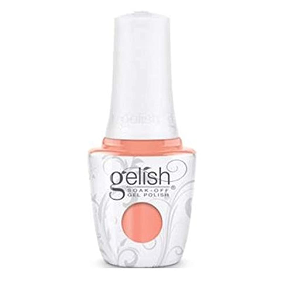 観察する疑問を超えて没頭するHarmony Gelish - The Color of Petals - Young, Wild & Free-sia - 15 mL / 0.5 oz