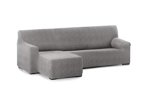 Eysa 3D Funda de sofá, Gris Claro, 305