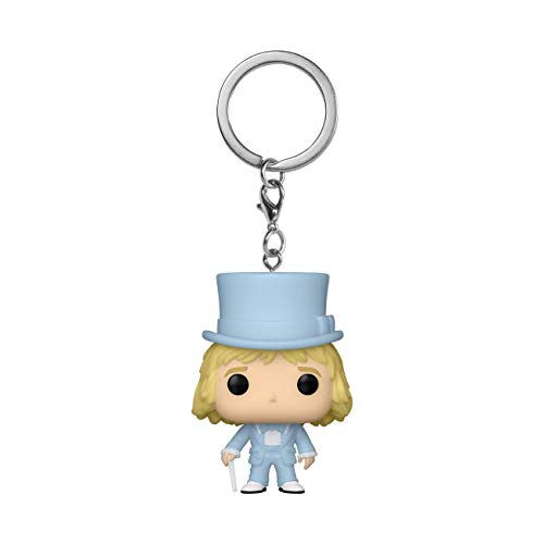 Funko- Pop Keychain:Dumb & Dumber-Harry In Tux Figura Coleccionable, Multicolor (51953)