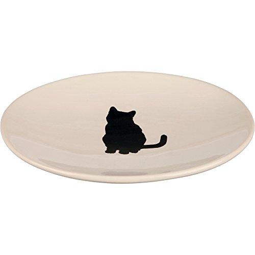 Trixie Futternapf für Katzen, Keramik, weiß, 1Stück