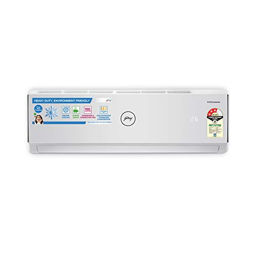 Godrej 1.5 Ton 3 Star Inverter Split AC (Copper GIC 18YTC3-WTA White)