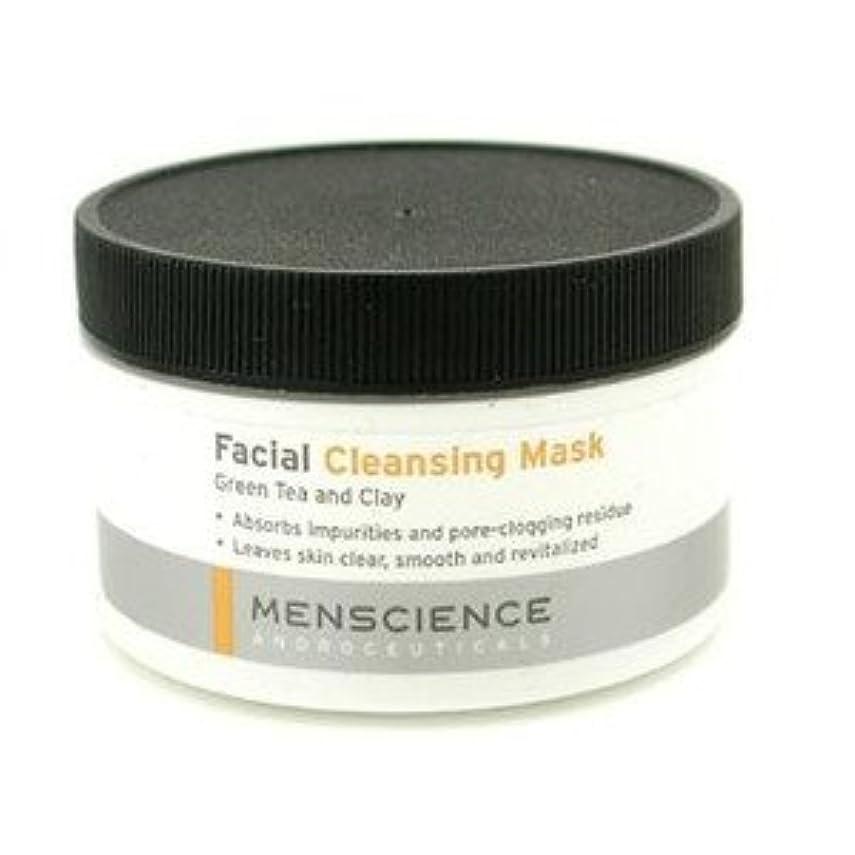 ブリーク口述欠員MenScience フェーシャル クリーニング マスク - グリーンティー&クレイ 90g/3oz [並行輸入品]