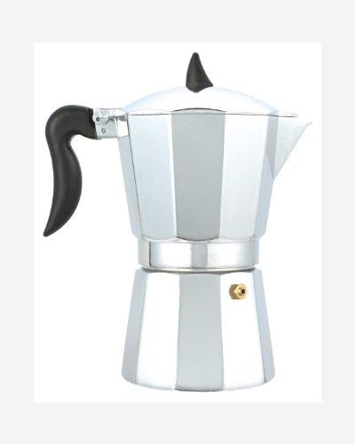Kaiserhoff Espressokocher für 6 Tassen