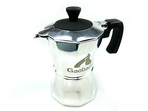 Gaobabu直火型エスプレッソ・コーヒーメーカー(収納袋付き)