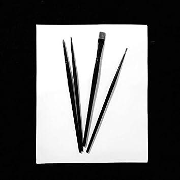 Black Brush