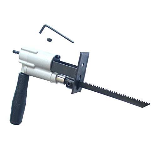 HomeDecTime 5 Teile/Satz Bohrmaschine Aufsatz Knabber Cutter Säbelsägen Schraubenschlüssel