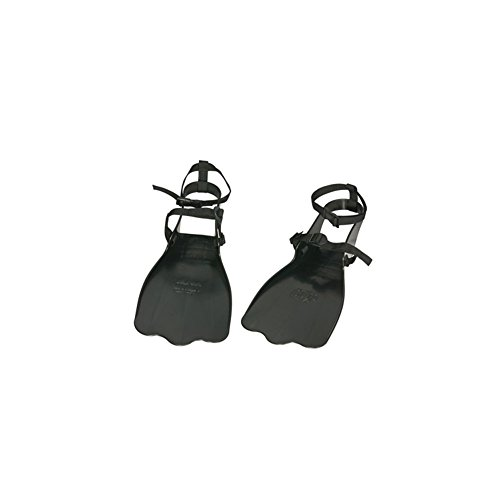 Outcast Sporting Gear Outcast Fins Black One Size