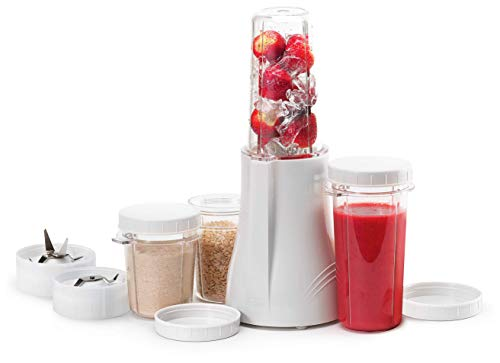 Tribest Personal Blender PB-250 Complete Blender and Grinder Package, BPA Free