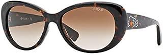 Vogue Women's Sunglasses [2868SB, 56, W656, 13]