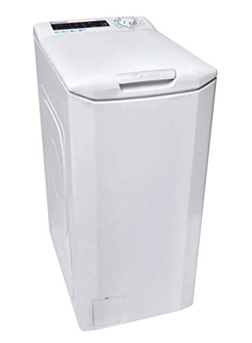 Candy CSTGC 48TE/1-84 Waschmaschine Toplader, 8 kg, 1400 U/Min, A+++