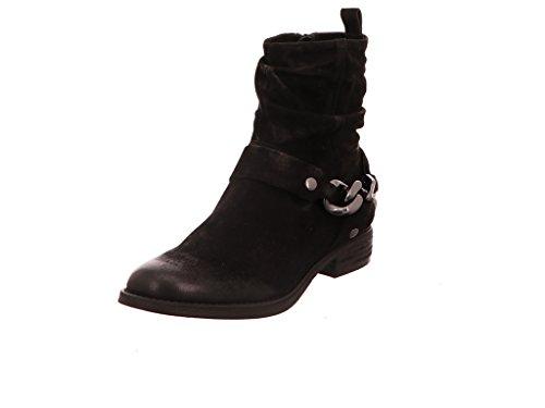 SPM Shoes & Boots Damen Stiefeletten 1335 06099177-01090-01001 schwarz 534387