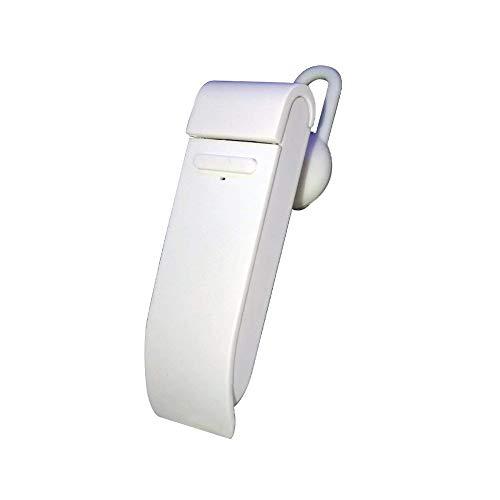 Greaked Multi-Language Instant Translator Voice Translator Wireless Bluetooth Earphone Headphones Traductor Simultaneo Russian Language White