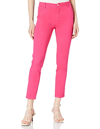 United Colors of Benetton (Z6ERJ Pantalone 4GD7558S3, Fucsia 9l5, 38 para Mujer