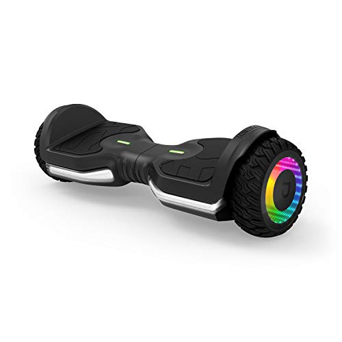 Jetson Flash Self Balancing Hoverboard with Built In Bluetooth Speaker | Includes...
