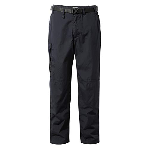 Craghoppers - Classic Kiwi - Pantalon - Homme, Bleu (Marine scuro), 38 Inch - Regular