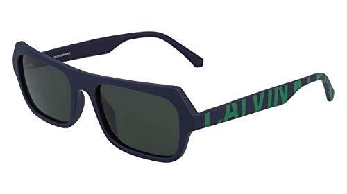 Calvin Klein JEANS EYEWEAR CKJ19515S gafas de sol, azul, 5418 Unisex Adulto