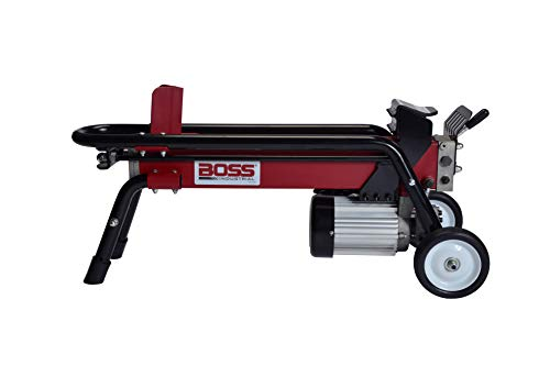 Boss Industrial ES7T20 Electric Log Splitter,...