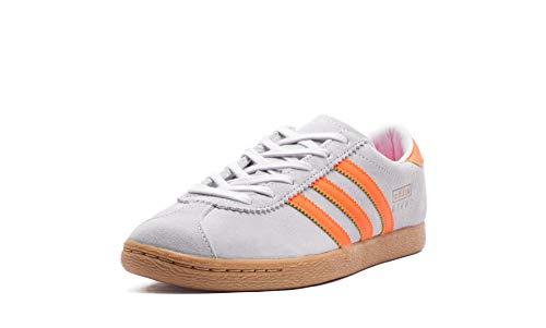 Adidas EF5725, Zapatillas Deportivas Hombre, Purple Tint/Signal Coral/Shock Yellow, 46 EU