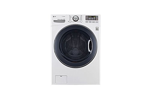 petit un compact Hublot de machine à laver LgF51K24WH – Machine à laver avant – Autonome – Capacité: 15 kg – Vitesse…