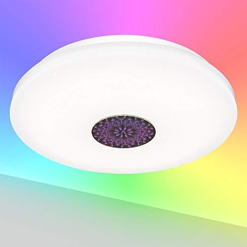 Lamparas De Techo Led Colores Marca ANYES