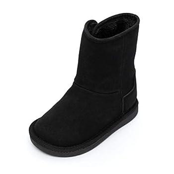 Simple Joys by Carter s Girls Kai Winter Boot Fashion Black 9 Toddler