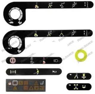 JLG 2910866 - NEW JLG Platform Control Box Decal Kit