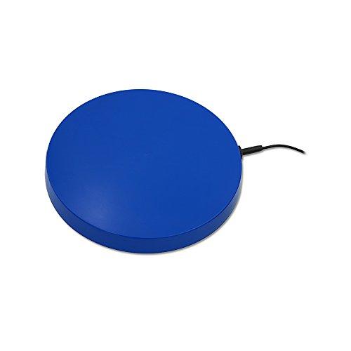 Tränkenwärmer (flach) 3143121 175mm, 230V, 14W, Anschlusskabel mit Stecker, Kunststoff blau