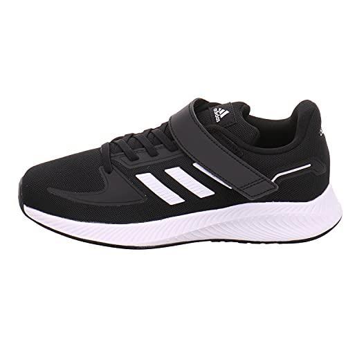 adidas RUNFALCON 2.0 C,  Zapatillas de Running,  NEGBÁS/FTWBLA/Plamet,  31 EU